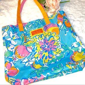Lilly Pulitzer for Estée Lauder Tote Bag